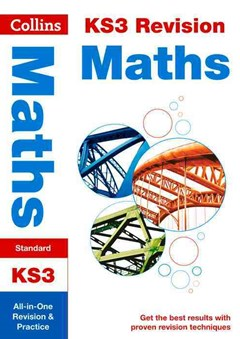 Collins New Key Stage 3 Revision - Maths (Standard)