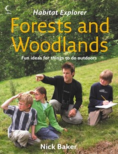 (ebook) Forests and Woodlands (Habitat Explorer) - Non-Fiction Animals