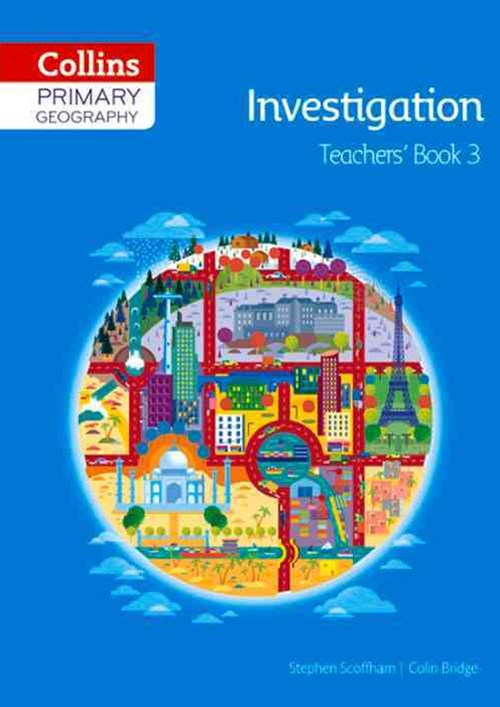 Collins Primary Geography Teacher's Book 3