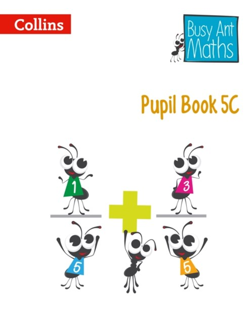 Pupil Book 5C