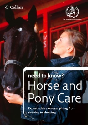 (ebook) Horse and Pony Care (Collins Need to Know?)