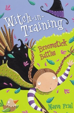 (ebook) Broomstick Battles (Witch-in-Training, Book 5)