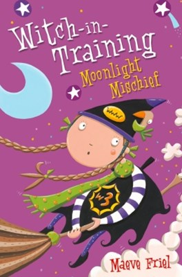 Moonlight Mischief (Witch-in-Training, Book 7)