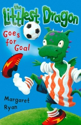 (ebook) Littlest Dragon Goes for Goal