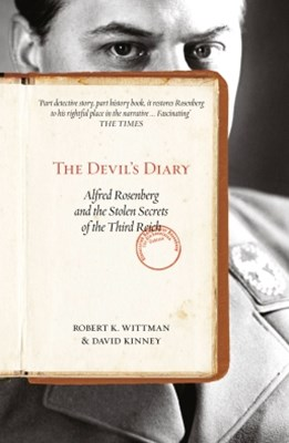 (ebook) The Devil's Diary: Alfred Rosenberg and the Stolen Secrets of the Third Reich