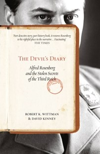 (ebook) The Devil's Diary: Alfred Rosenberg and the Stolen Secrets of the Third Reich - Biographies General Biographies