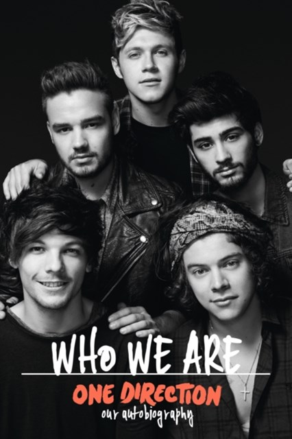 (ebook) One Direction: Who We Are: Our Official Autobiography