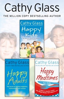 Cathy Glass 3-Book Self-Help Collection