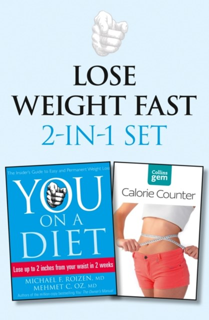 You: On a Diet plus Collins GEM Calorie Counter Set