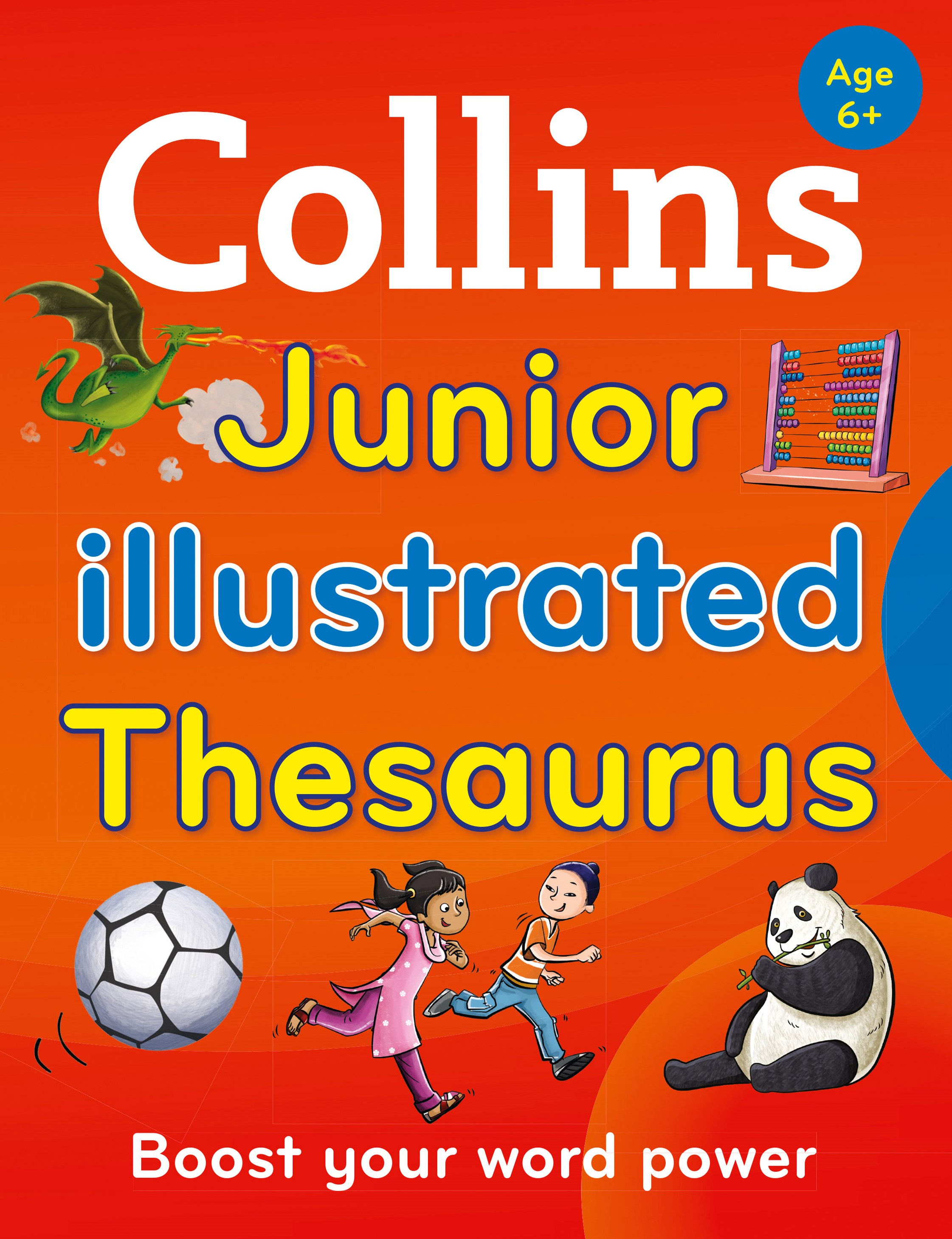 Collins Junior Illustrated Thesaurus [2nd Edition]