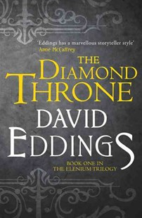 The Diamond Throne by David Eddings (9780007578979) - PaperBack - Fantasy