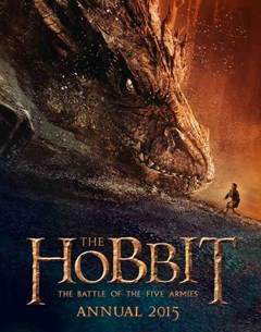The Hobbit: The Battle of the Five Armies - Annual 2015