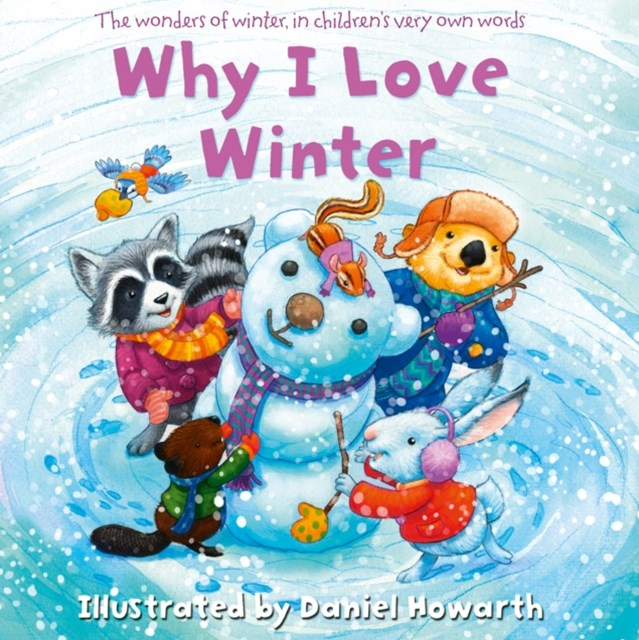 (ebook) Why I Love Winter