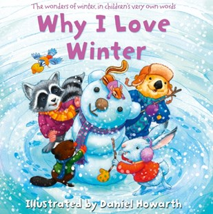 (ebook) Why I Love Winter - Children's Fiction