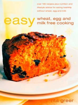 (ebook) Easy Wheat, Egg and Milk Free Cooking