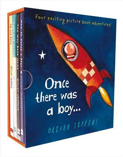 Once There Was A Boy... [Boxed Set] by Oliver Jeffers (9780007584611) - HardCover - Non-Fiction Family Matters