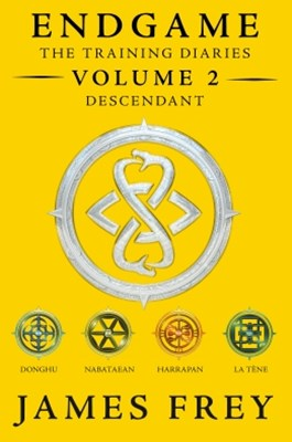 Descendant (Endgame: The Training Diaries, Book 2)