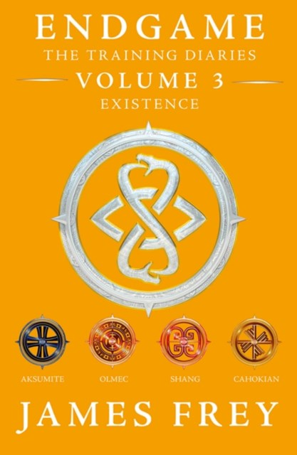 Existence (Endgame: The Training Diaries, Book 3)