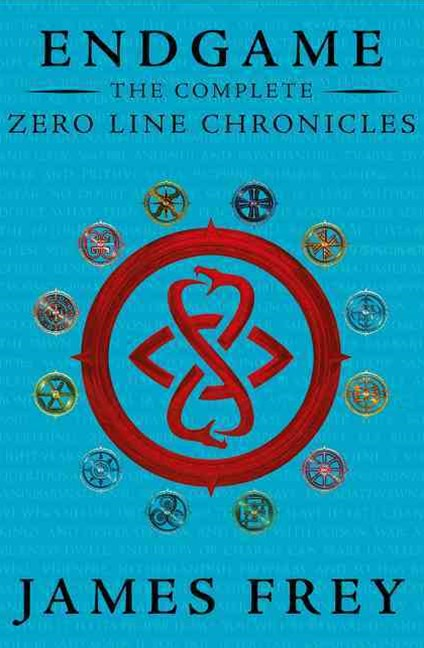 Endgame: The Complete Zero Line Chronicles (Incite, Feed, Reap)