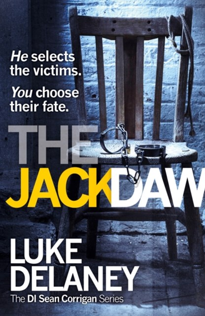 The Jackdaw (DI Sean Corrigan, Book 4)