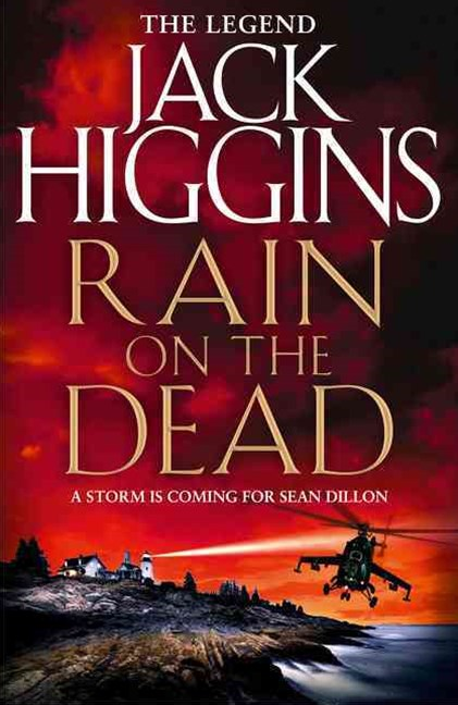 Sean Dillon Series (21) - Rain on the Dead