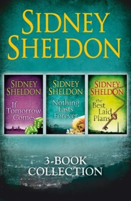 (ebook) Sidney Sheldon 3-Book Collection: If Tomorrow Comes, Nothing Lasts Forever, The Best Laid Plans