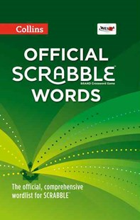 Collins Official Scrabble Words [Fourth Edition] by Collins Dictionaries (9780007589166) - HardCover - Craft & Hobbies Puzzles & Games