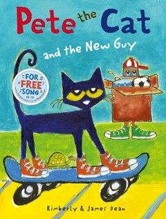 (ebook) Pete the Cat and the New Guy