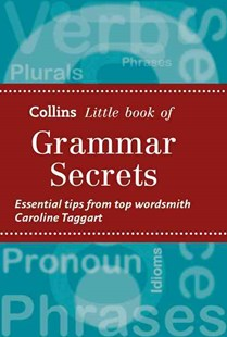 Collins Little Books: Grammar Secrets by Caroline Taggart (9780007591305) - PaperBack - Non-Fiction