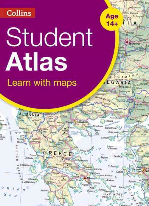 Collins Student Atlas [New Edition]
