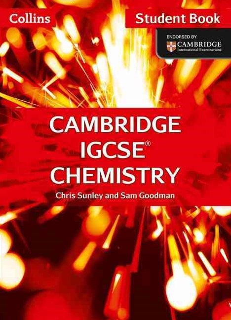 Cambridge IGCSE Chemistry Student Book 2nd Edition