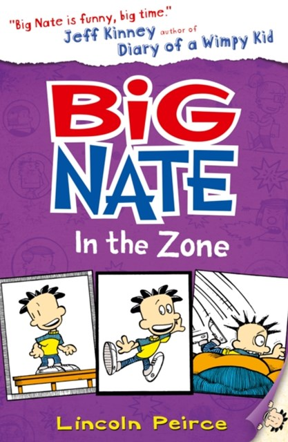 (ebook) Big Nate in the Zone (Big Nate, Book 6)
