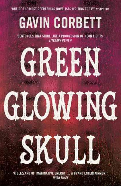 Green Glowing Skull