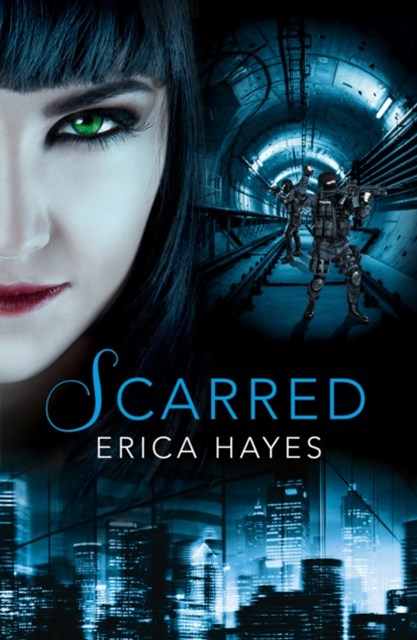 (ebook) Scarred (The Sapphire City Chronicles, Book 2)