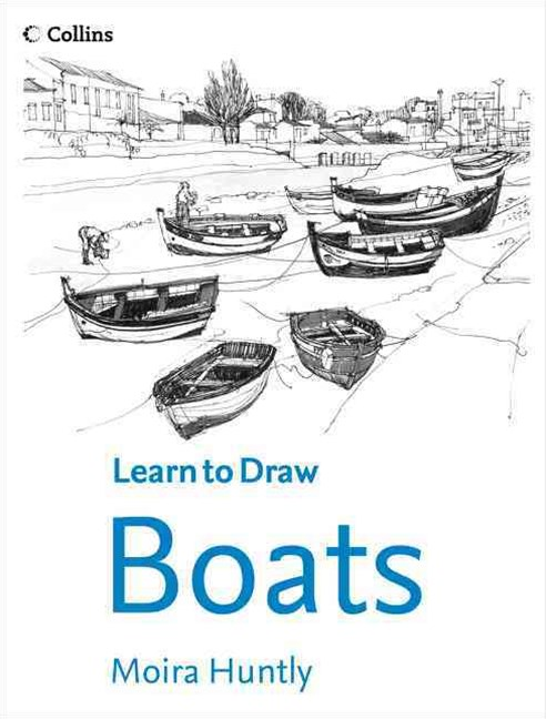 Collins Learn to Draw Boats