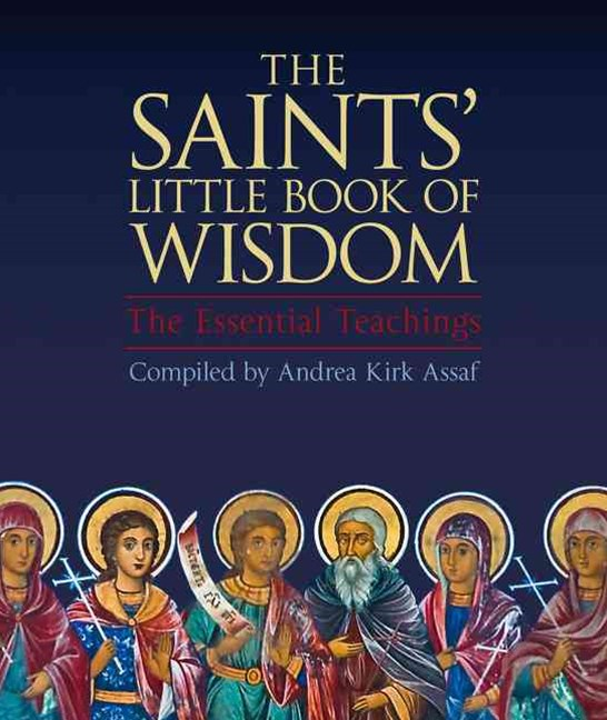 The Saints Little Book Of Wisdom