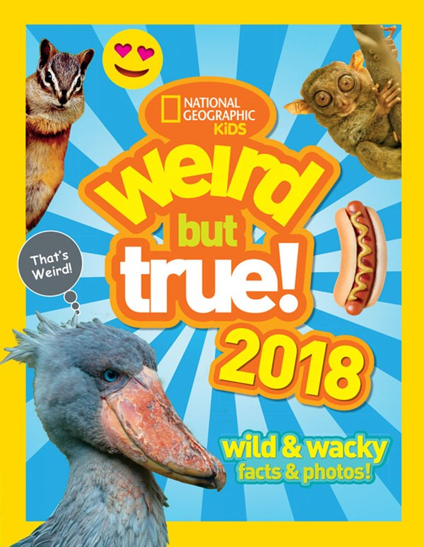 Weird But True Annual 2018