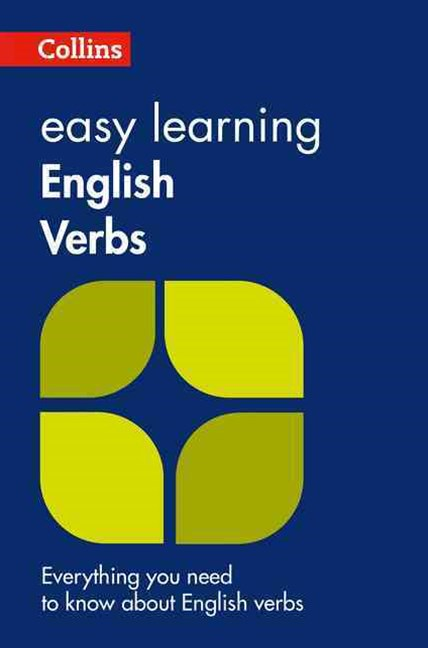 Easy Learning English Verbs [Second Edition]