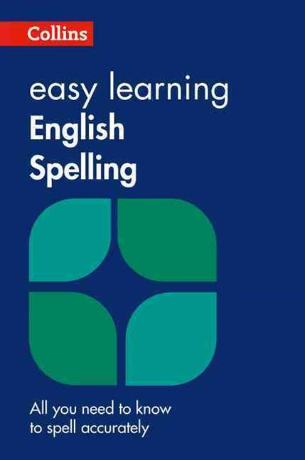 Easy Learning English Spelling [Second Edition]