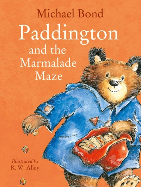 (ebook) Paddington and the Marmalade Maze (Read Aloud)