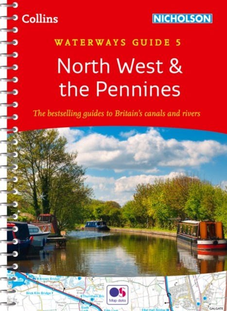 Collins Nicholson Waterways Guides: North West & the Pennines