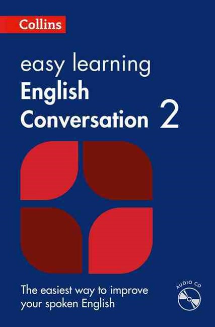 Collins Easy Learning English Conversation: Book 2 [Second Edition]