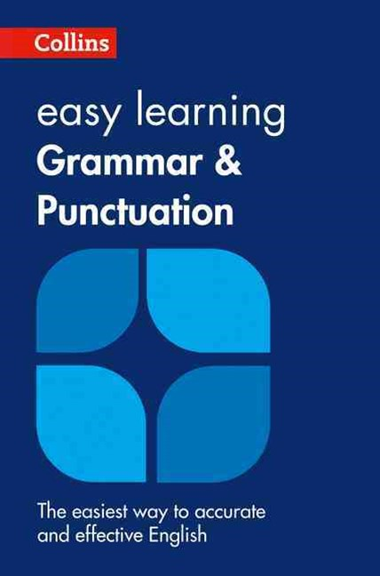 Easy Learning Grammar and Punctuation [Second Edition]
