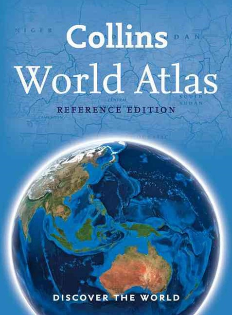 Collins World Atlas: Reference Edition [New Edition]