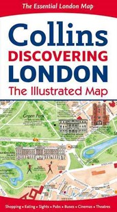 Discovering London Illustrated Map [New Edition] - Travel Maps & Street Directories