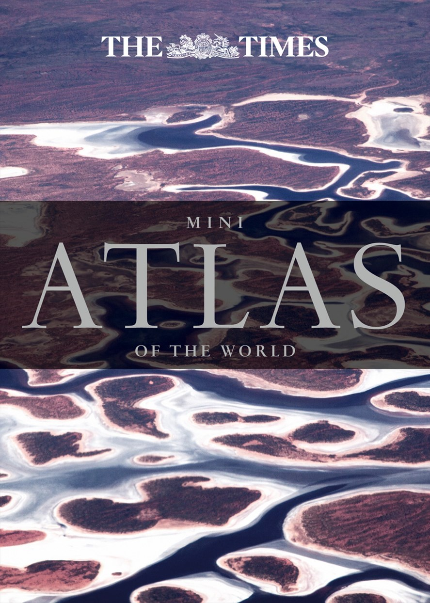 The Times Mini Atlas of the World [6th Edition]