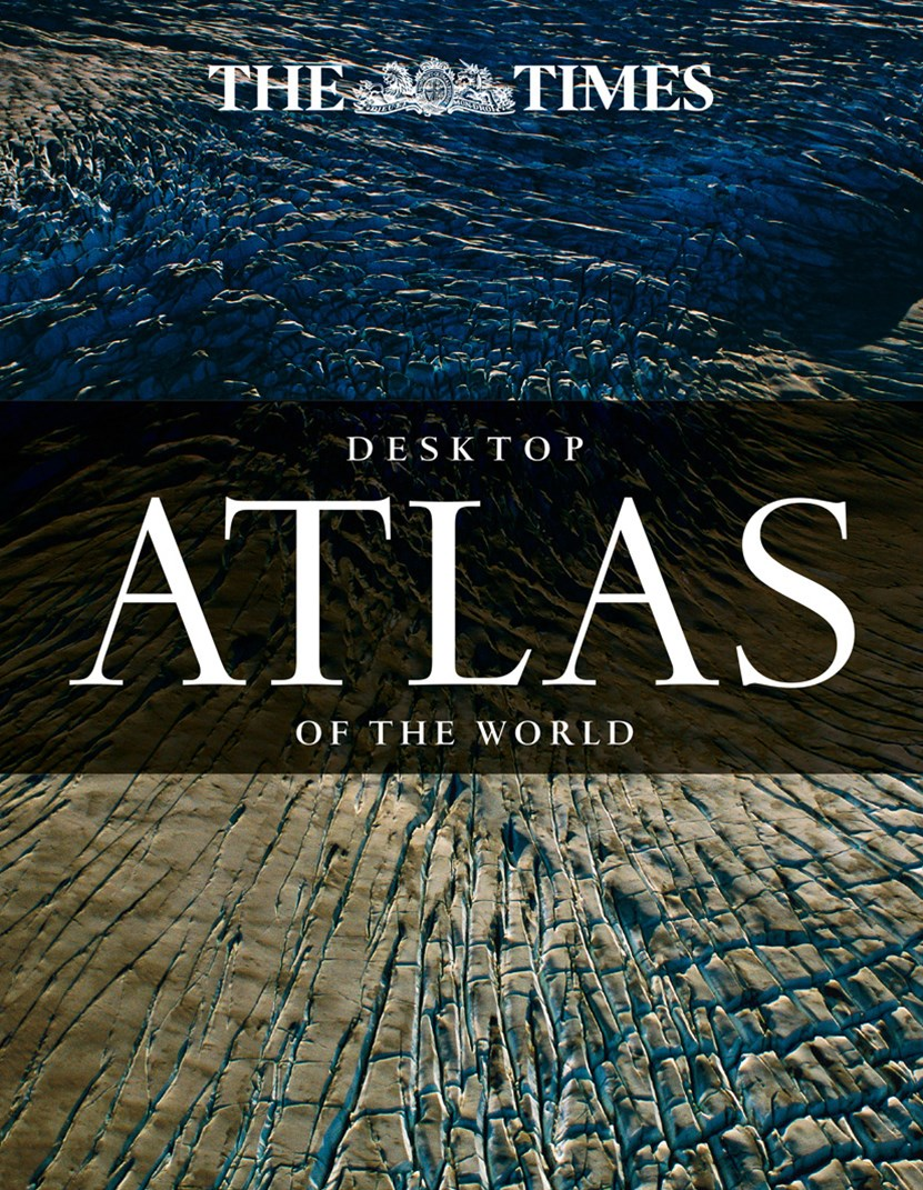 The Times Desktop Atlas of the World [4th Edition]