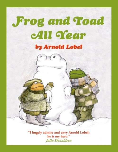 (ebook) Frog and Toad All Year (Frog and Toad)