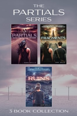 (ebook) Partials series 1-3 (Partials; Fragments; Ruins) (Partials)