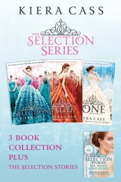 (ebook) The Selection series 1-3 (The Selection; The Elite; The One) plus The Guard and The Prince (The Selection)